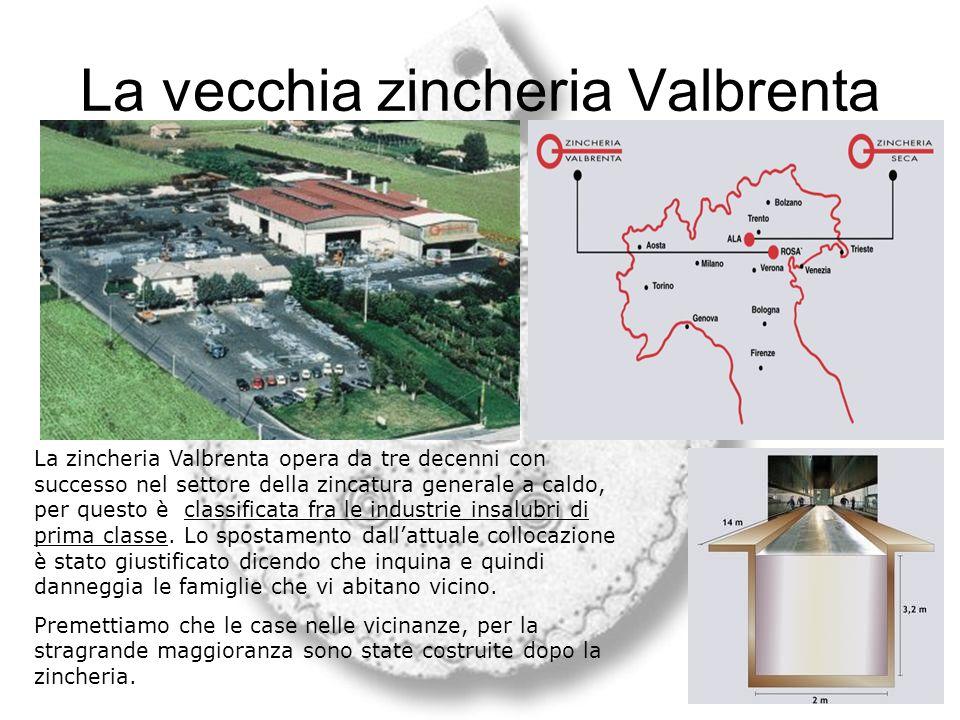 La vecchia zincheria Valbrenta