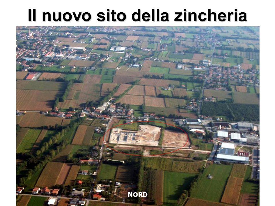 Il nuovo sito della zincheria