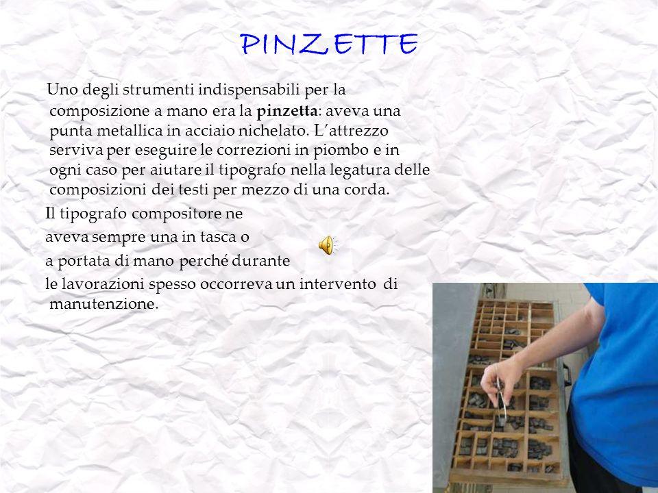 PINZETTE