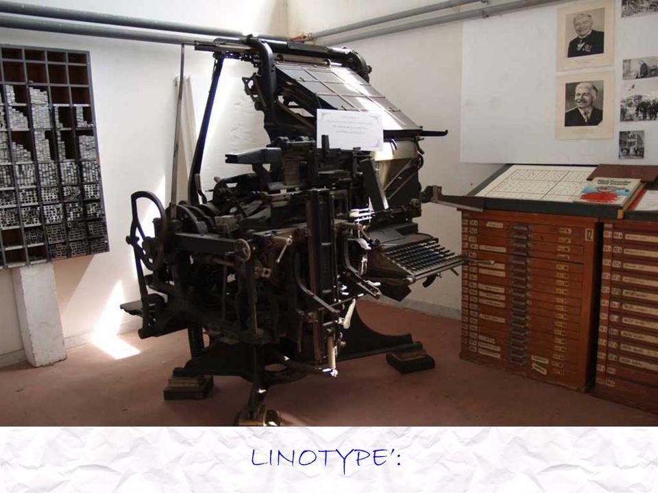 LINOTYPE':