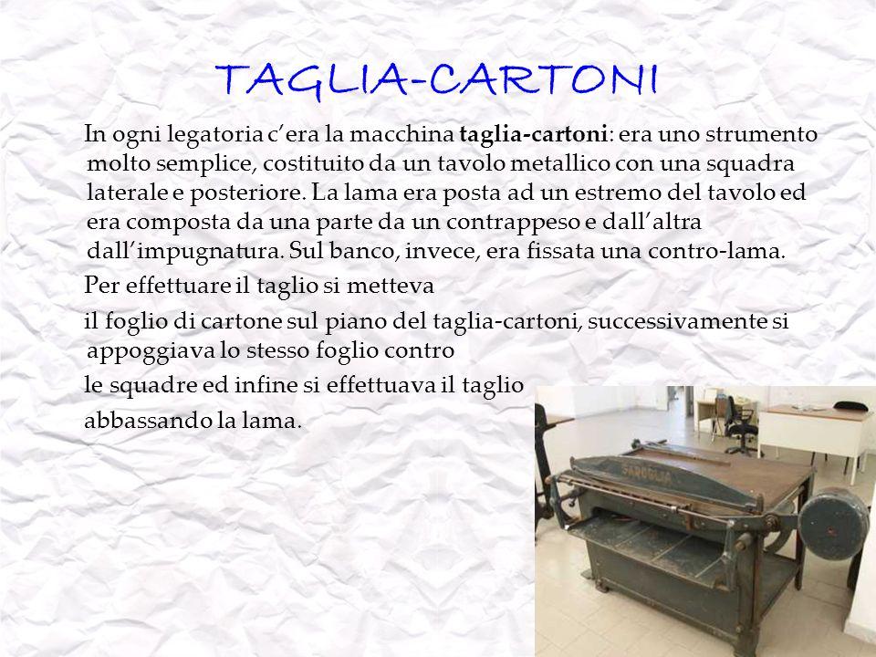 TAGLIA-CARTONI