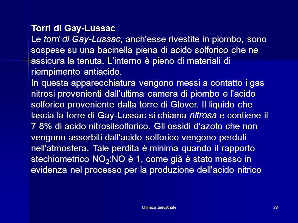 Torri di Gay-Lussac