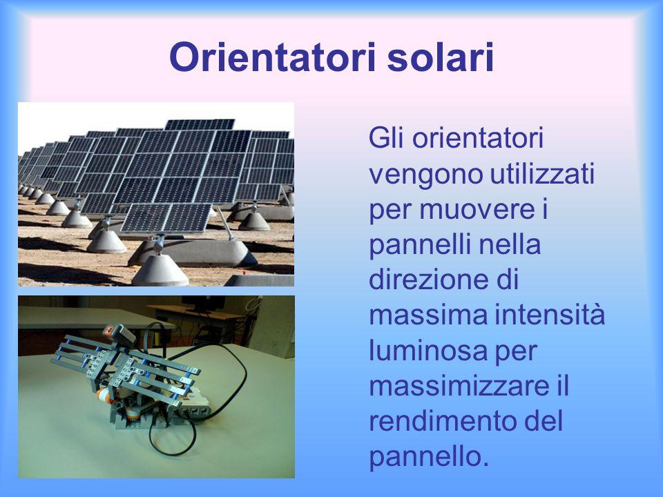 Orientatori solari