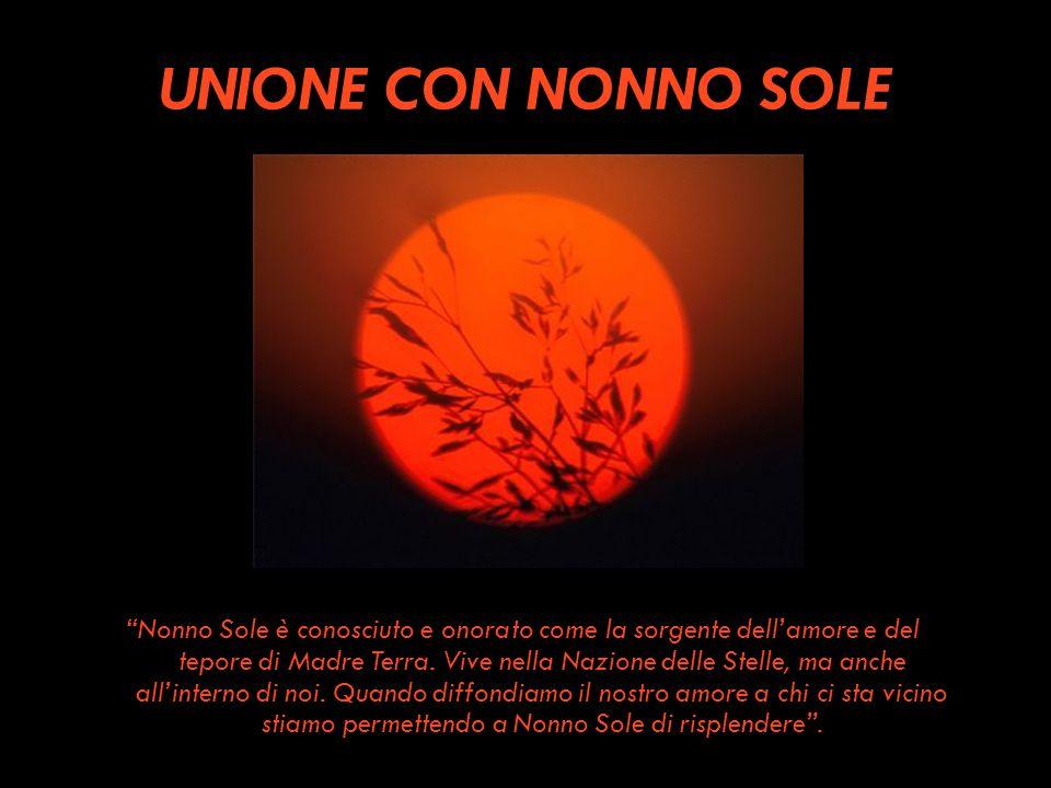 UNIONE CON NONNO SOLE