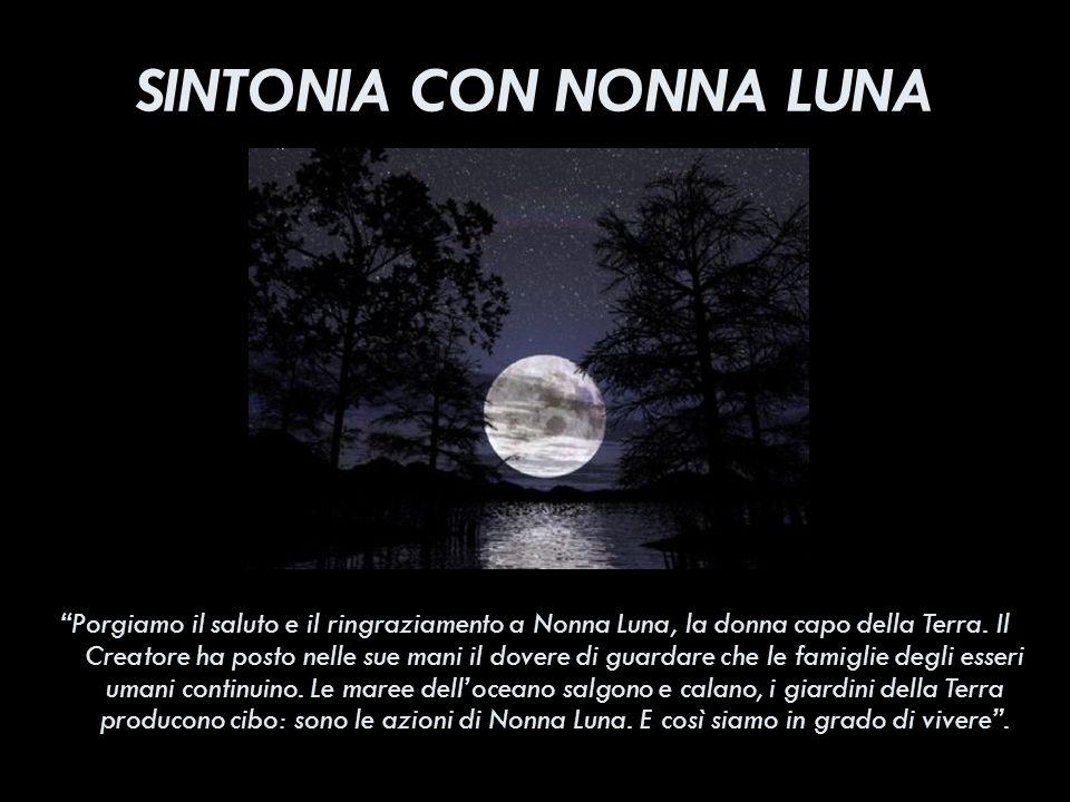 SINTONIA CON NONNA LUNA