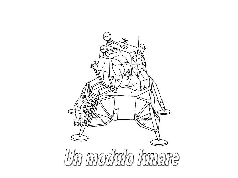 Un modulo lunare