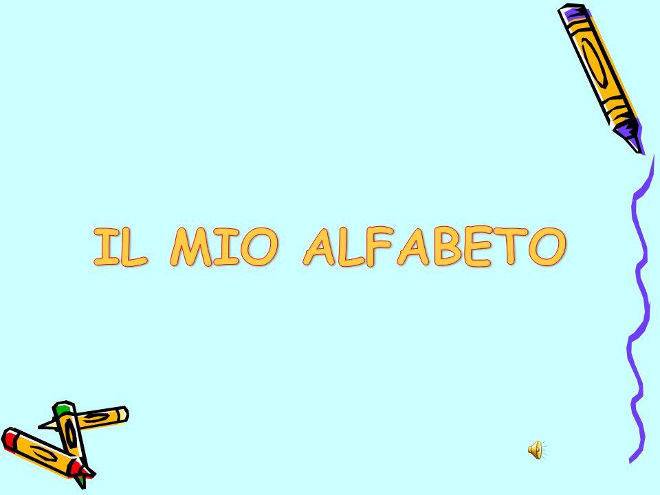 IL MIO ALFABETO