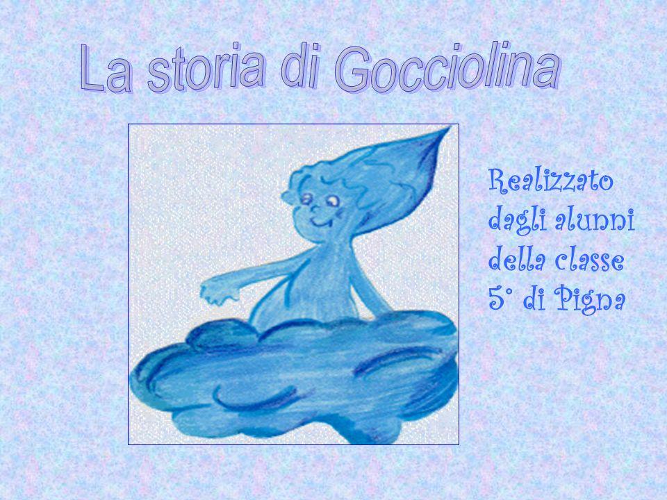 La storia di Gocciolina