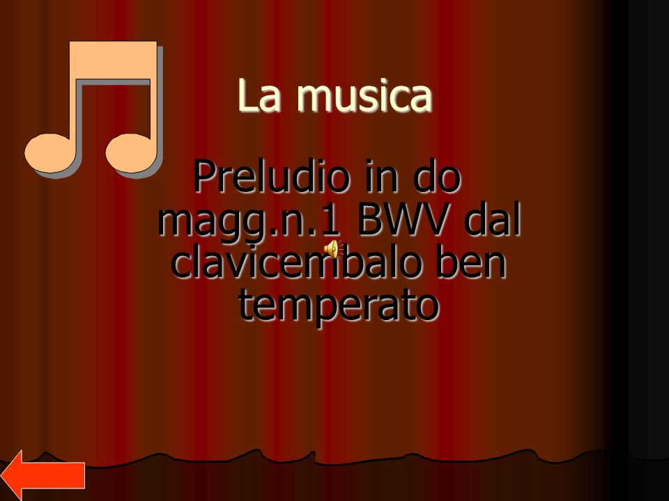 Preludio in do magg.n.1 BWV dal clavicembalo ben temperato