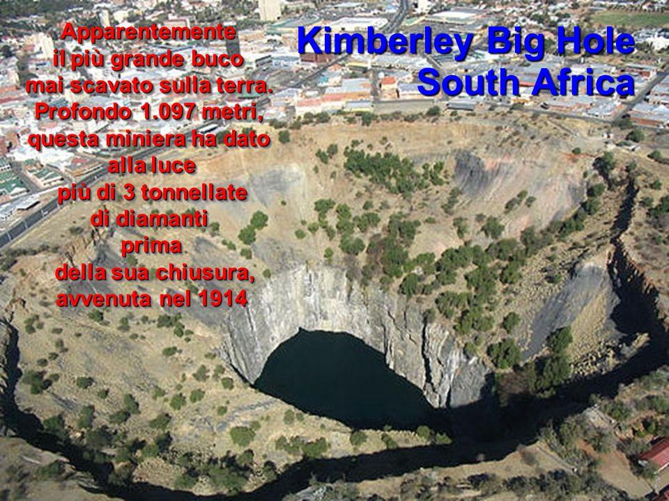 Kimberley Big Hole South Africa