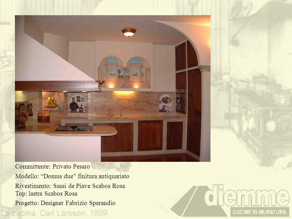 Committente: Privato Pesaro