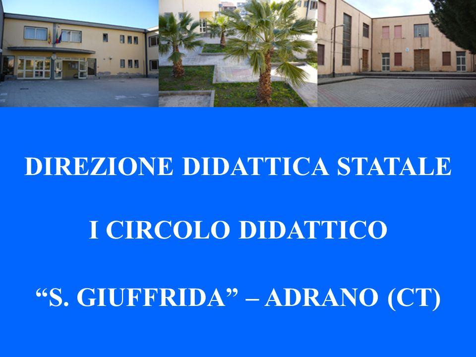 DIREZIONE DIDATTICA STATALE S. GIUFFRIDA – ADRANO (CT)