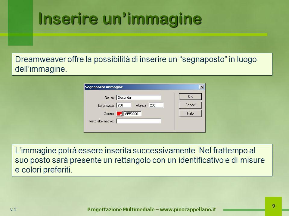 Progettazione Multimediale – www.pinocappellano.it