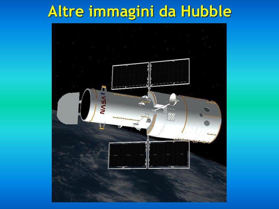 Altre immagini da Hubble