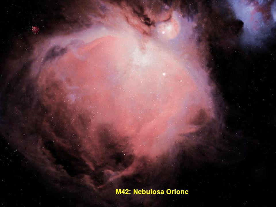 M42: Nebulosa Orione