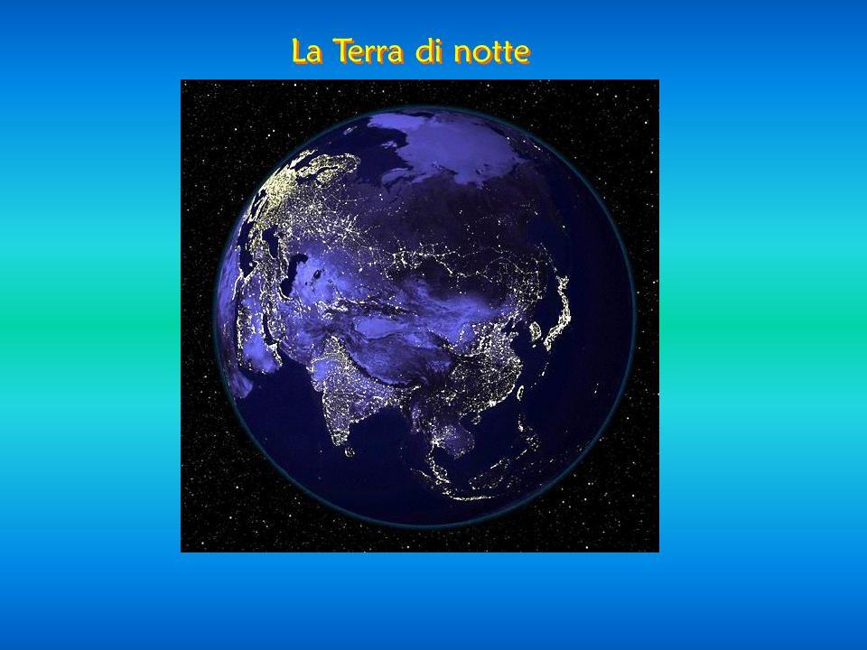La Terra di notte