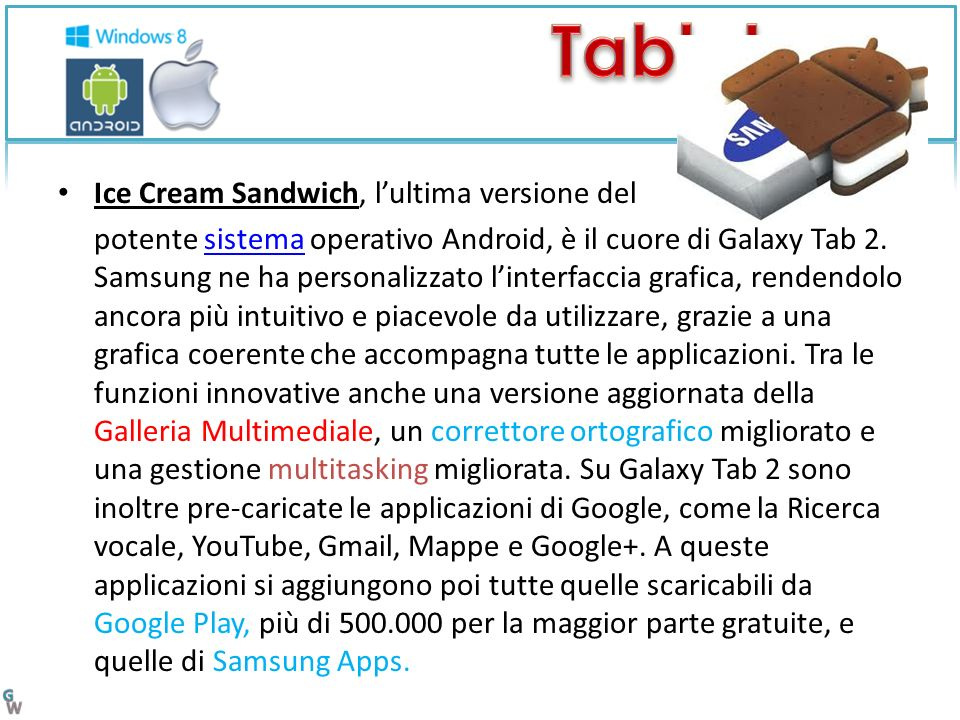 Ice Cream Sandwich, l'ultima versione del