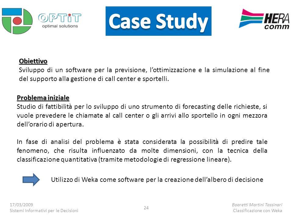 Case Study Obiettivo.