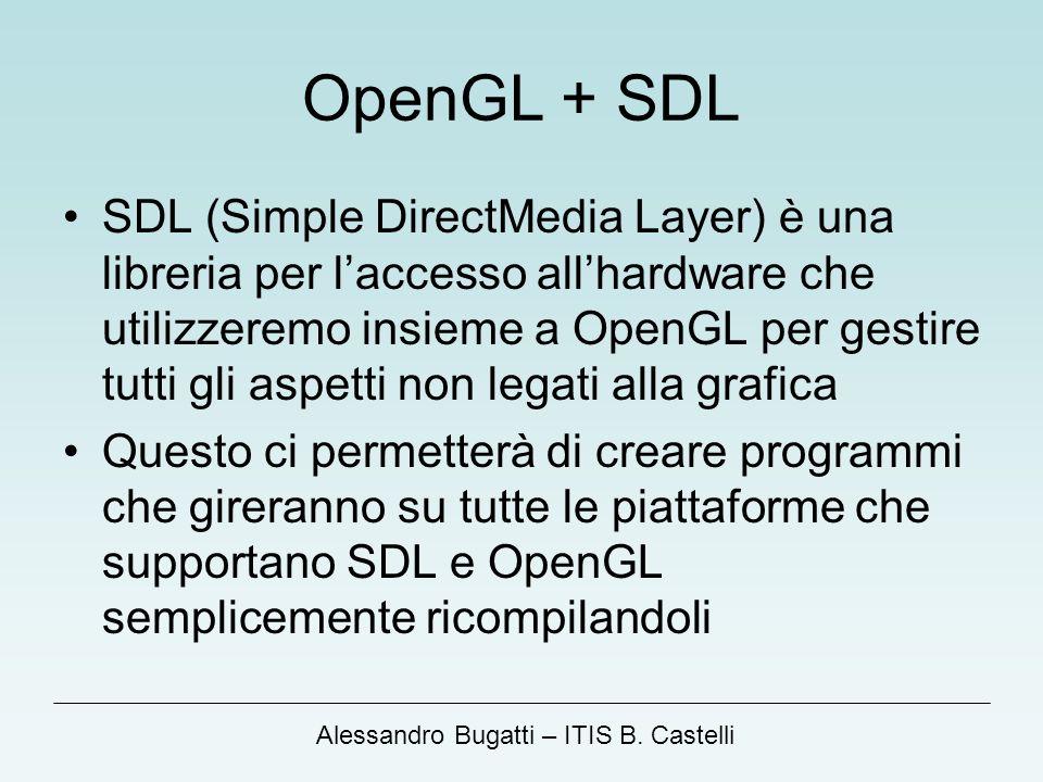 OpenGL + SDL