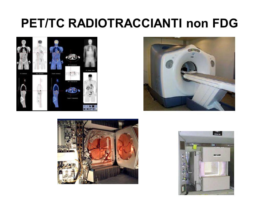 PET/TC RADIOTRACCIANTI non FDG