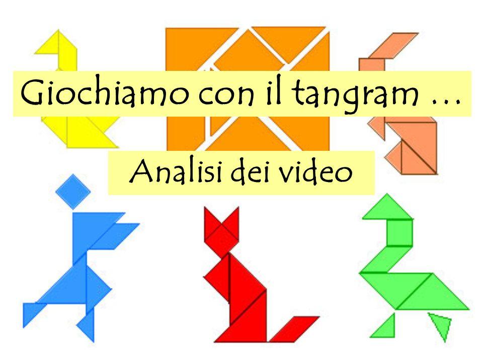 Giochiamo con il tangram …