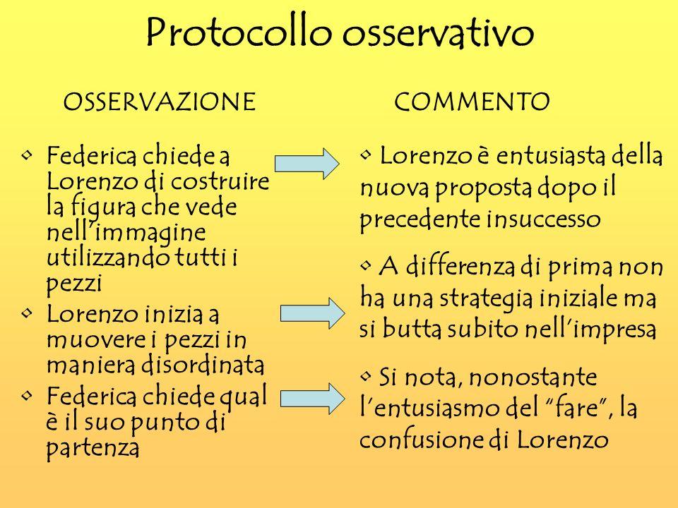 Protocollo osservativo