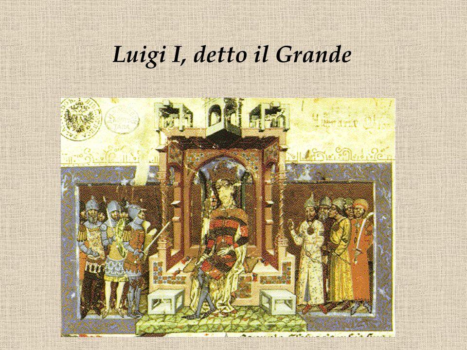 Luigi I, detto il Grande