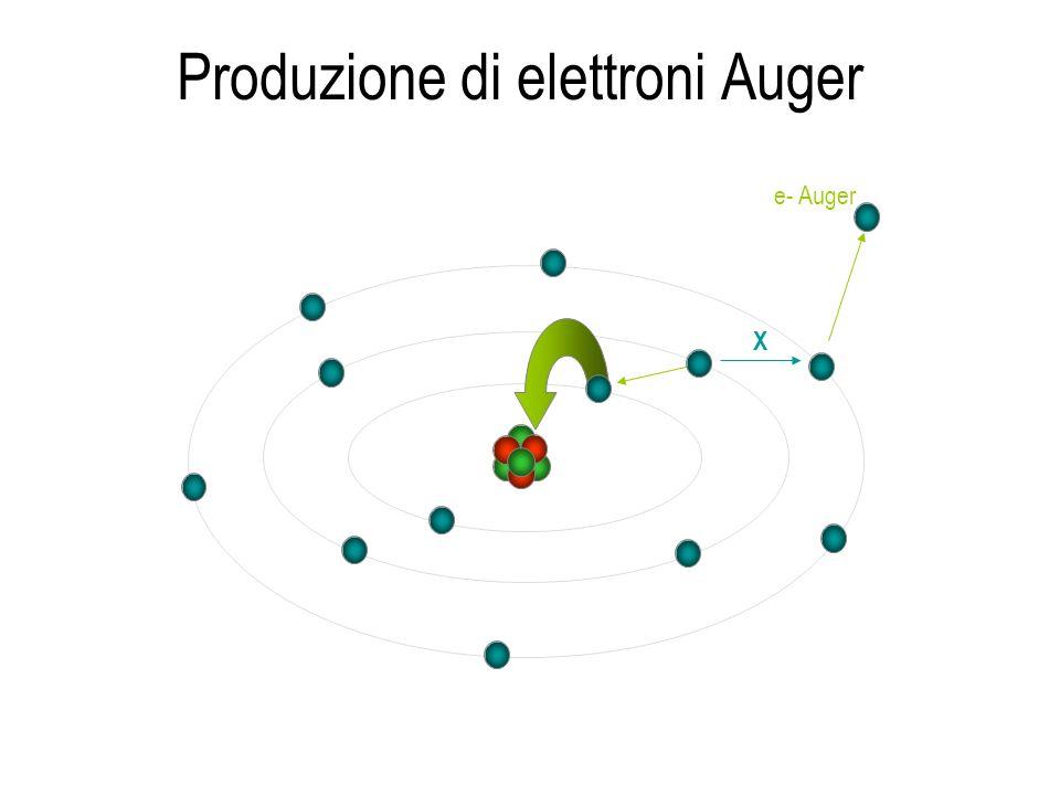 Produzione di elettroni Auger