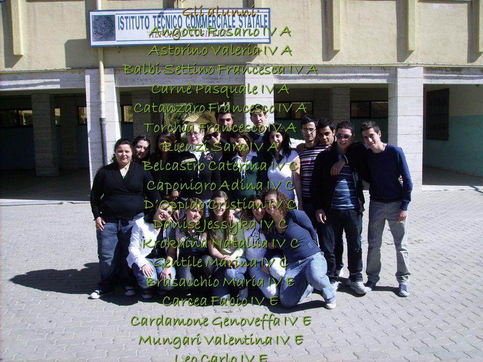 Balbi Settino Francesca IV A Carnè Pasquale IV A