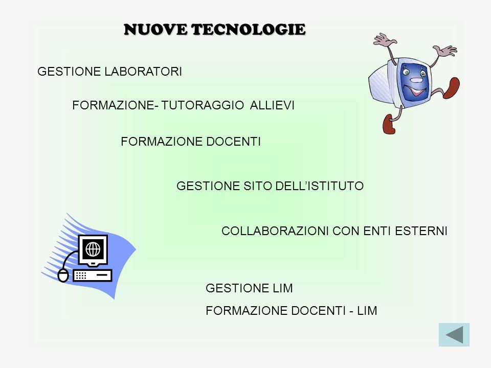 FORMAZIONE- TUTORAGGIO ALLIEVI