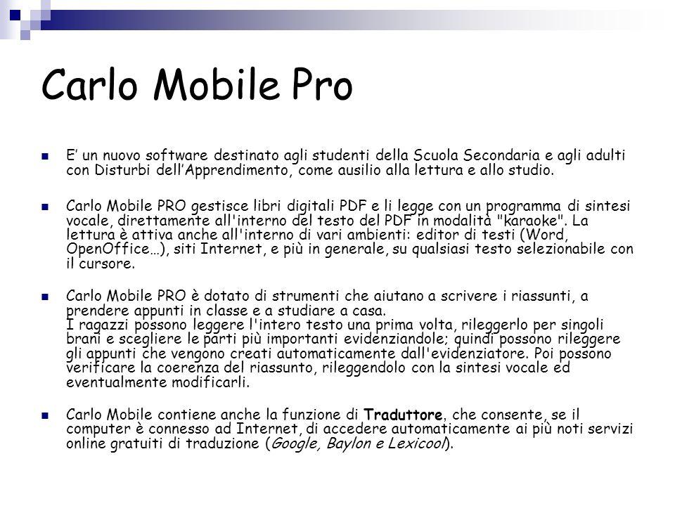 Carlo Mobile Pro