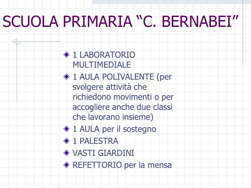 SCUOLA PRIMARIA C. BERNABEI