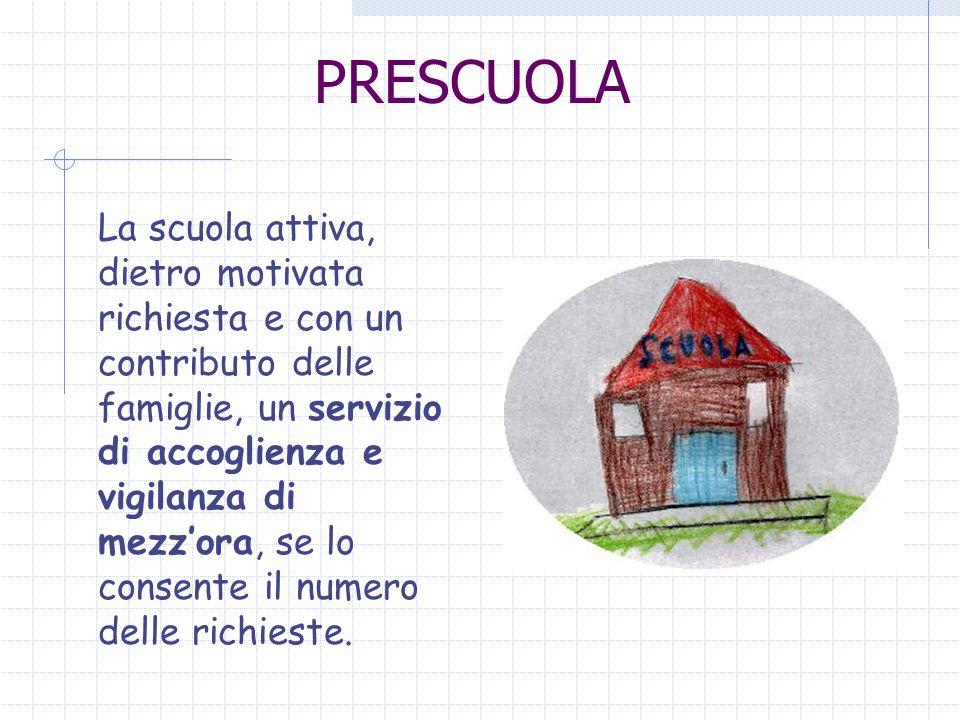 PRESCUOLA