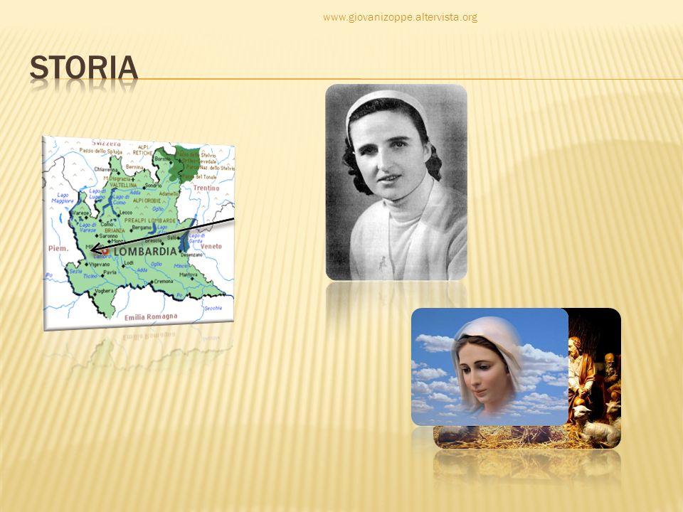www.giovanizoppe.altervista.org Storia