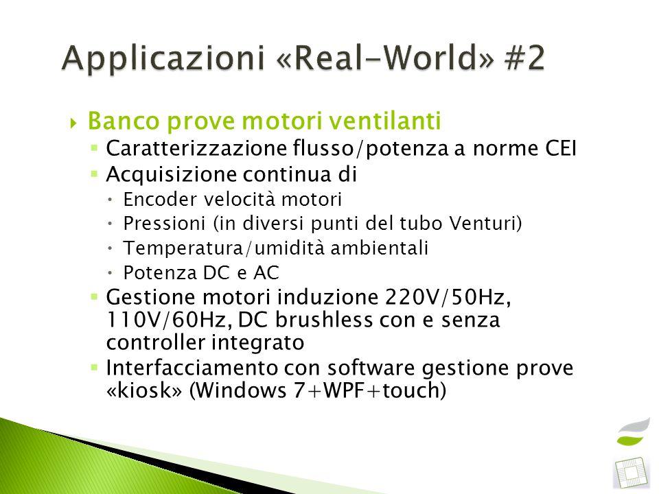 Applicazioni «Real-World» #2