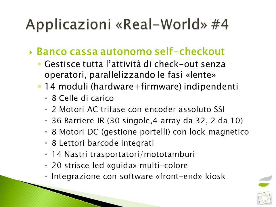 Applicazioni «Real-World» #4