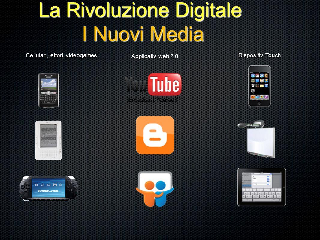 La Rivoluzione Digitale I Nuovi Media