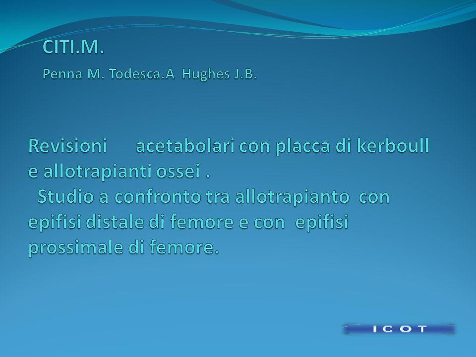 CITI. M. Penna M. Todesca. A Hughes J. B