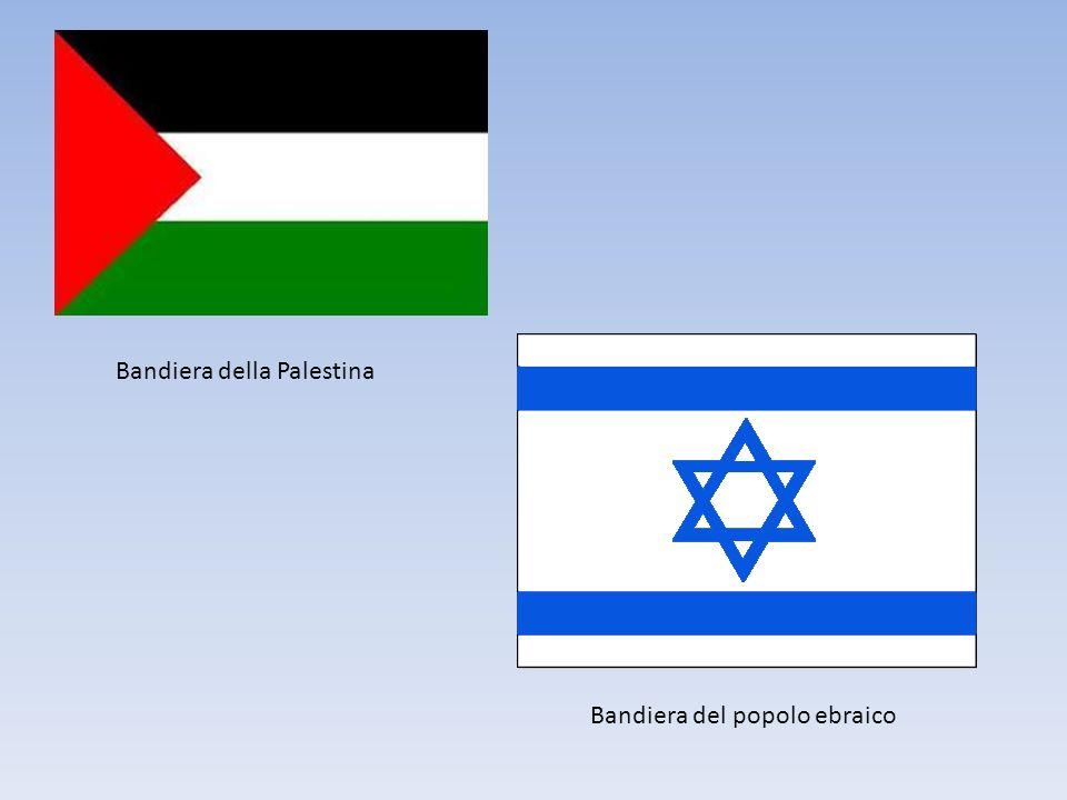 Bandiera del popolo ebraico