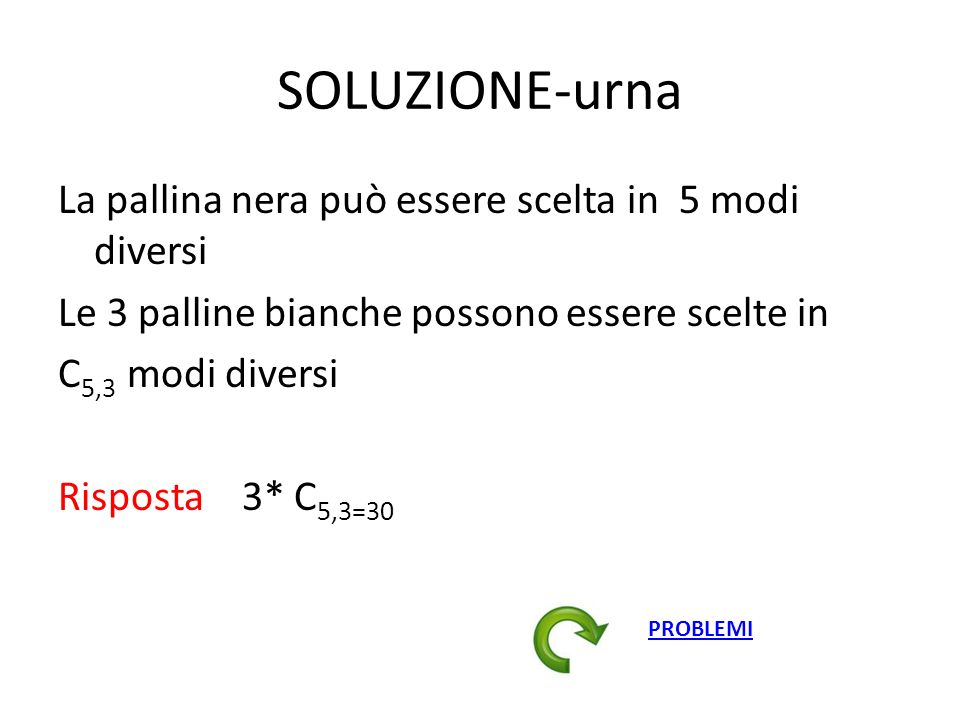 SOLUZIONE-urna