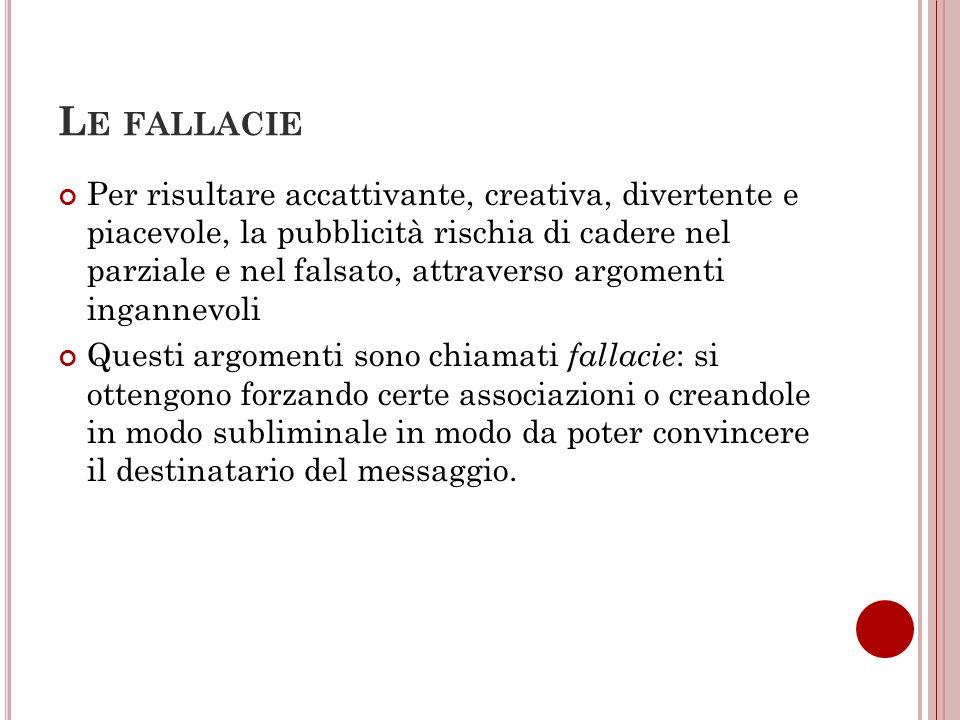 Le fallacie