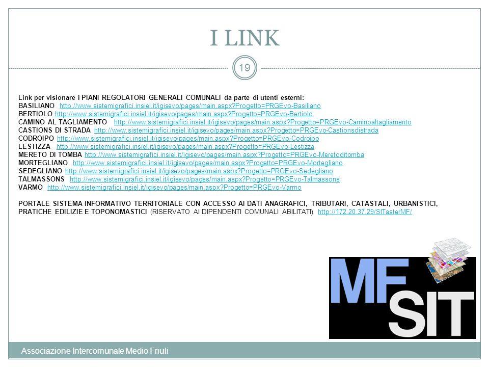 I LINK Associazione Intercomunale Medio Friuli