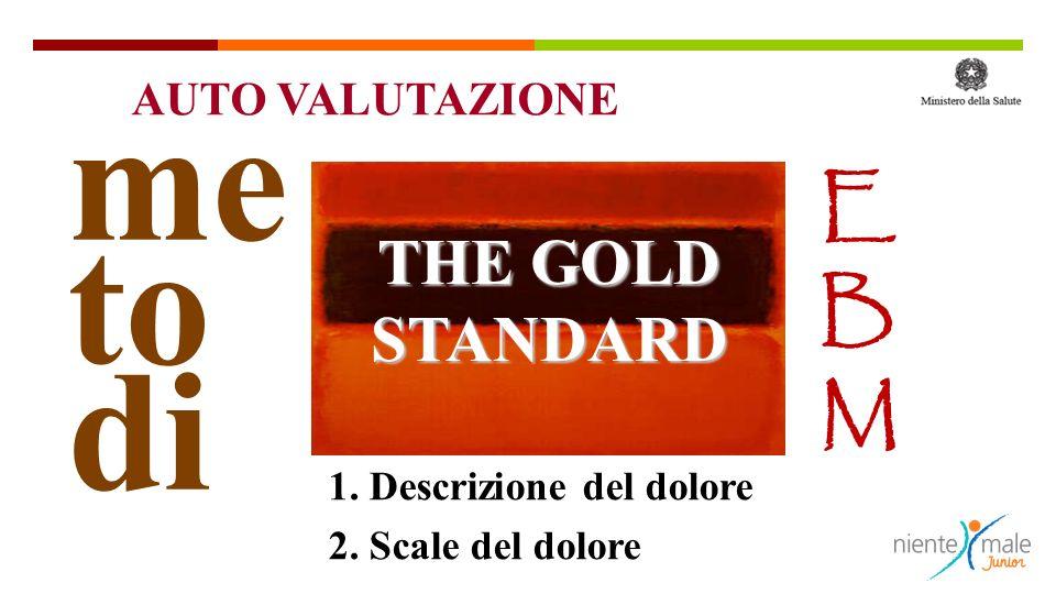 metodi E B M THE GOLD STANDARD AUTO VALUTAZIONE