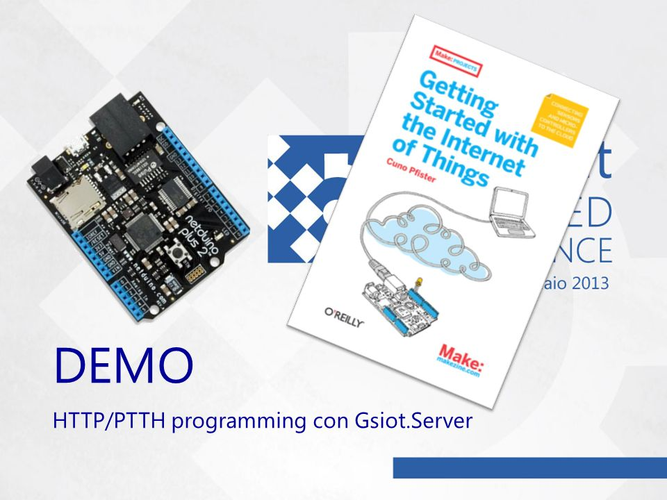 DEMO HTTP/PTTH programming con Gsiot.Server