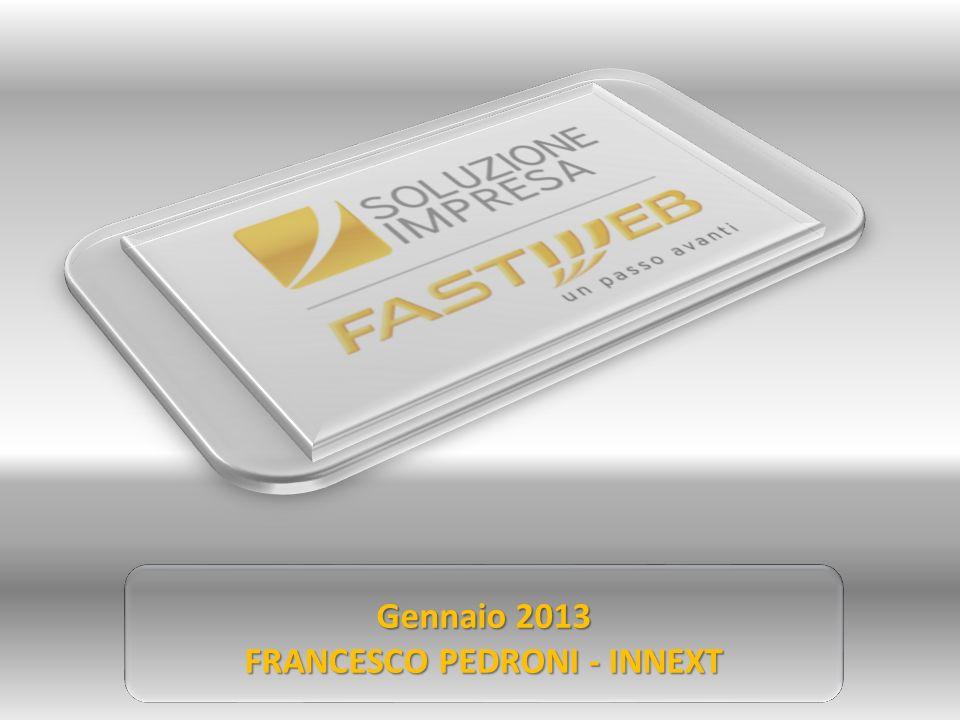 FRANCESCO PEDRONI - INNEXT