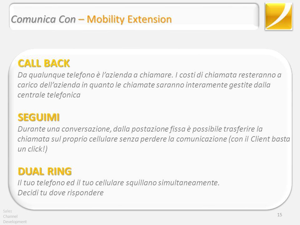 Comunica Con – Mobility Extension