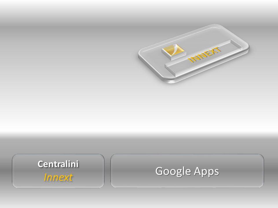 INNEXT Centralini Innext Google Apps