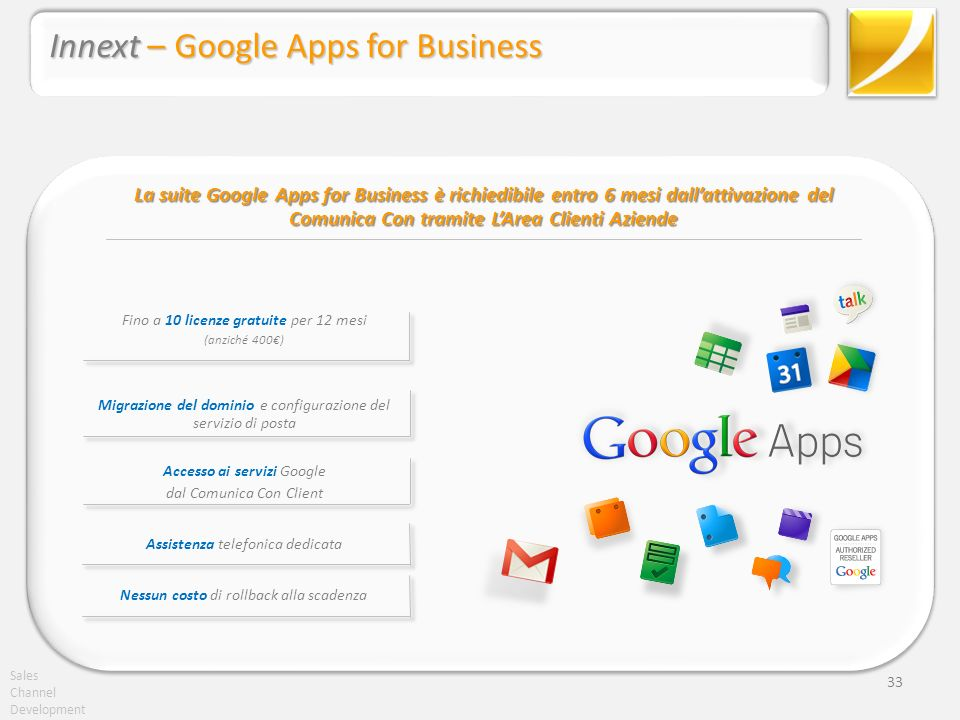 Innext – Google Apps for Business