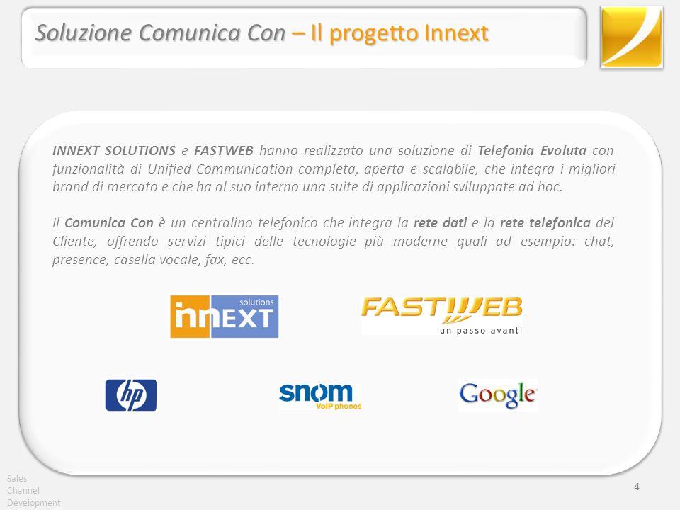 Soluzione Comunica Con – Il progetto Innext