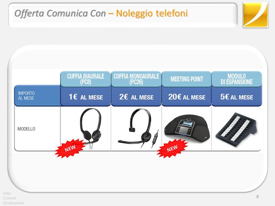 Offerta Comunica Con – Noleggio telefoni